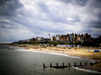 Southwold from pier