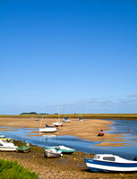 Low tide at Wells